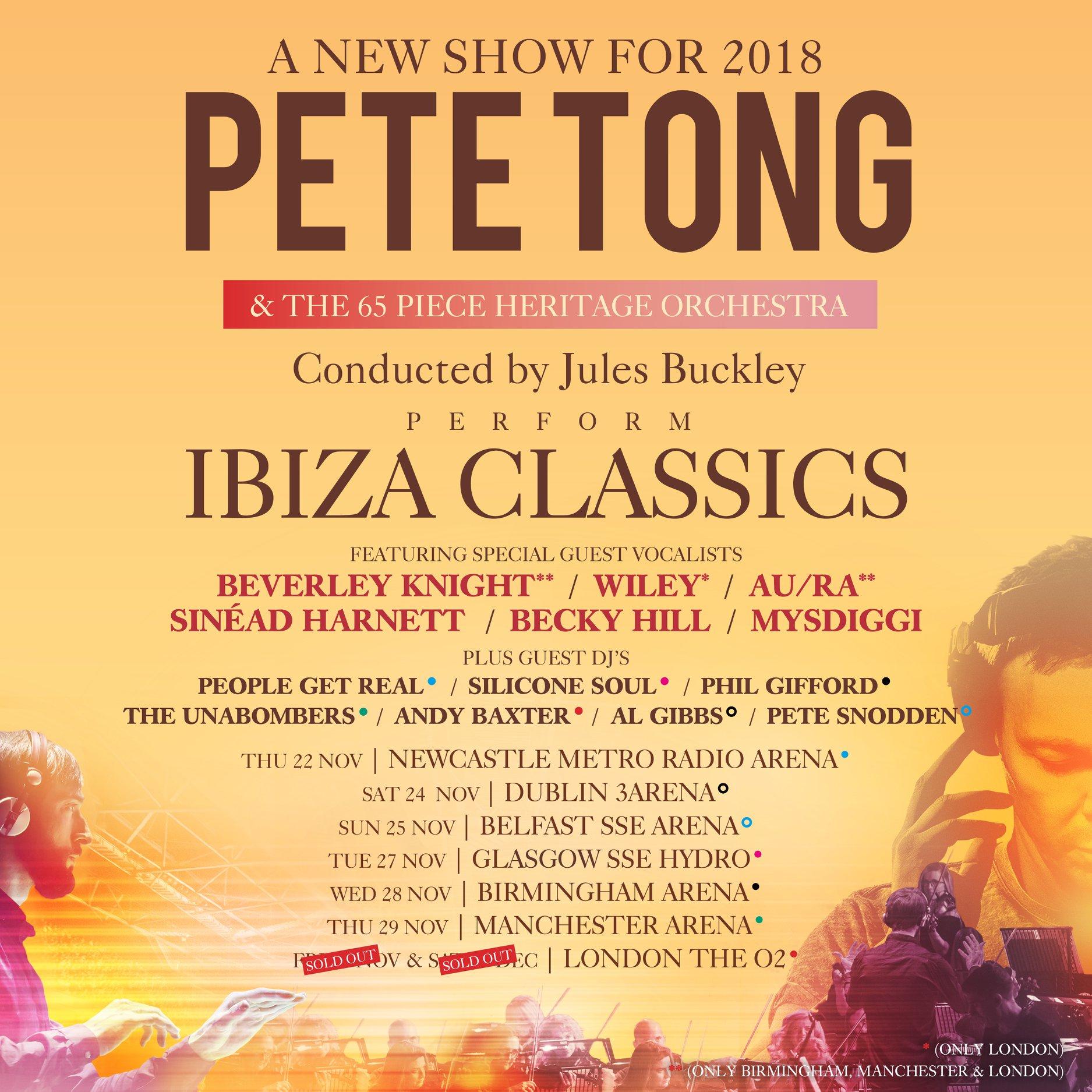 Pete Tong's Ibiza Classics